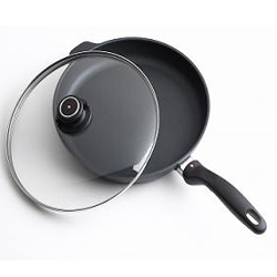 Swiss Diamond Covered Fry Pans
