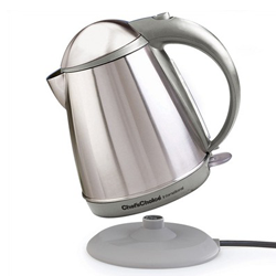 Chef's Choice International Cordless Electric Kettle - Silver