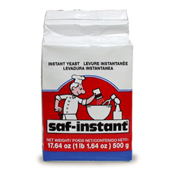 SAF Red Label Instant Yeast