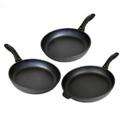 Swiss Diamond Fry Pans Varied Diameters