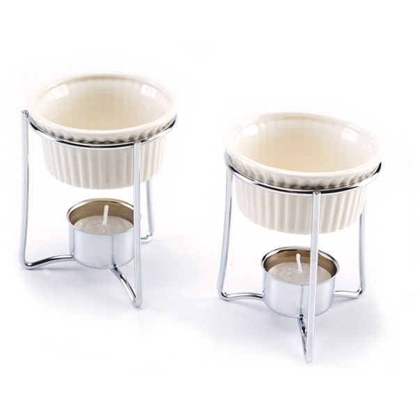 Butter Warmers, Set of 2