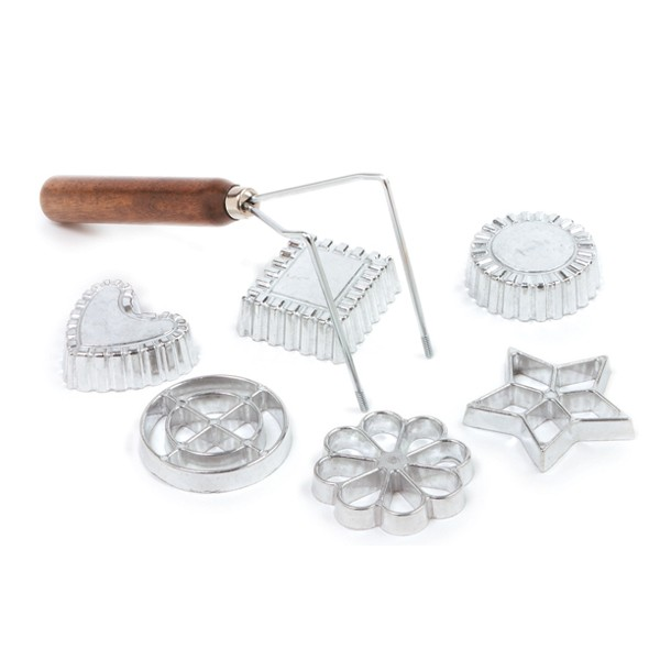 Rosette/Timbale, 7 Piece Set