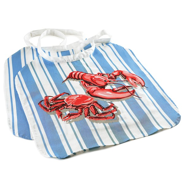 Seafood Bibs, Set of 2